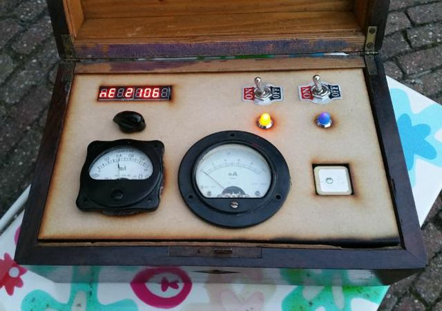 steampunk-GPS