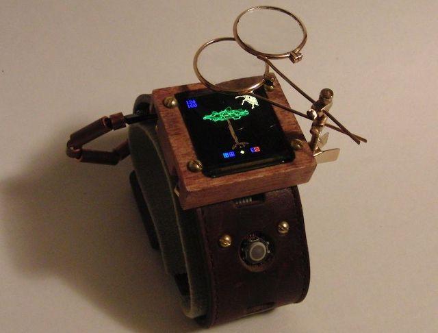 steampunk-reloj