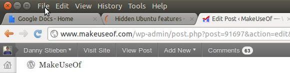 funciones en ubuntu