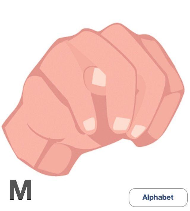 ASL entrenador de aplicaciones iOS Captura de pantalla