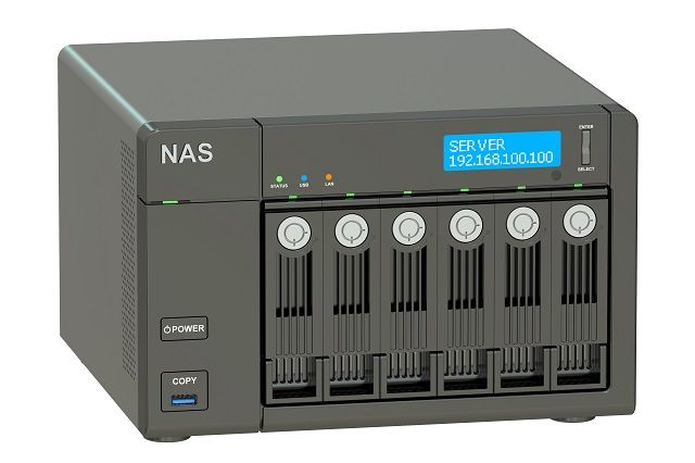 NAS-Shutterstock
