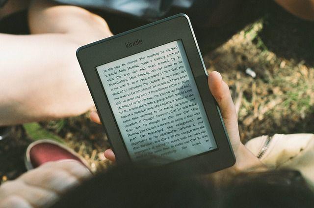 sin necesidad-de-tabletas de Kindle-ereader