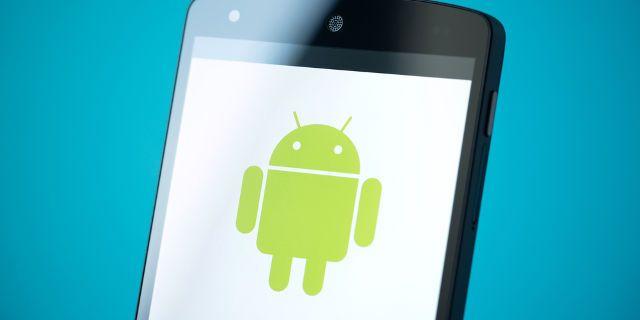 proceso de actualización del dispositivo Android