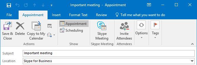 Reunión de Skype