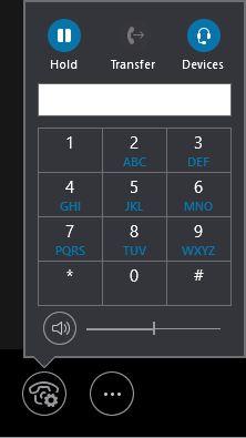 Skype negocios Transferencia de llamadas