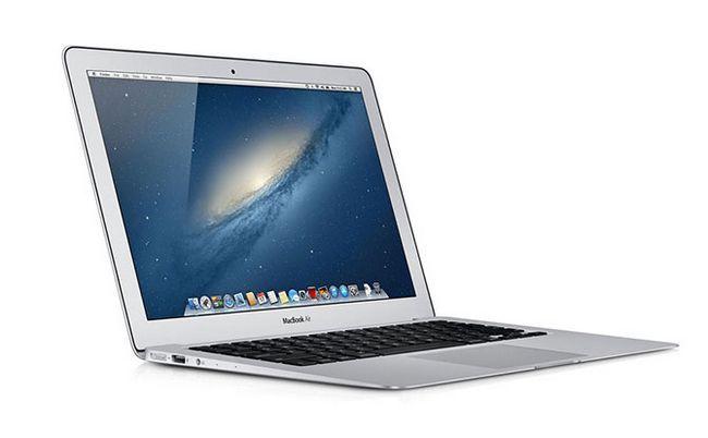 Foto Macbook Air