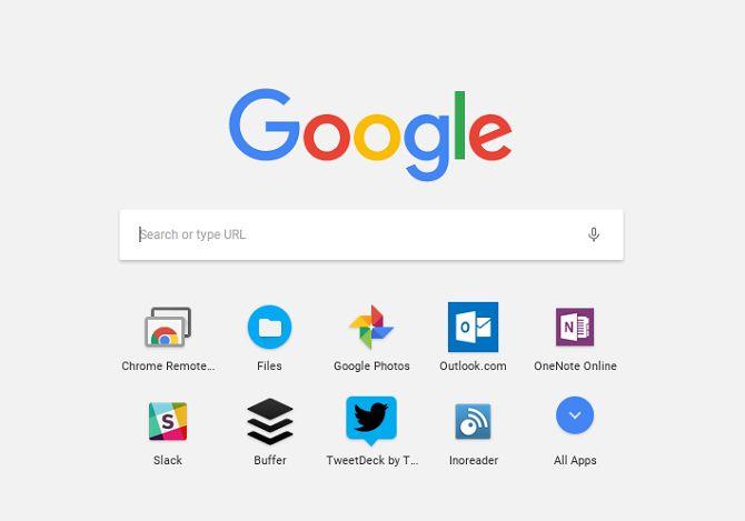Screen Launcher Chromebook