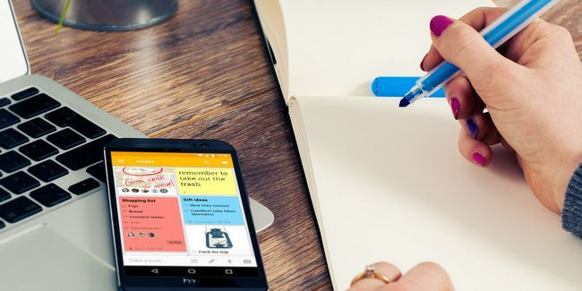 7 Consejos para tomar mejores notas en google keep para android