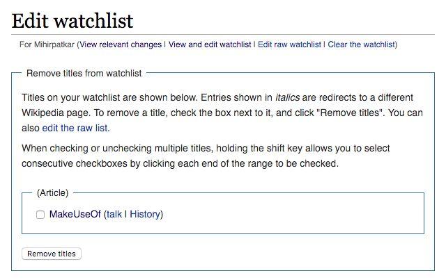 Wikipedia-lista