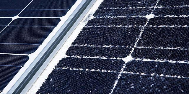 Los paneles solares baratos