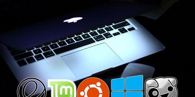 8 Sistemas operativos alternativos para su mac (que en realidad el trabajo)