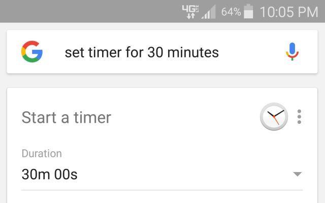 google-ahora-timer-una