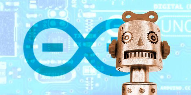 8 Robots arduino se puede construir por menos inferior a $ 125