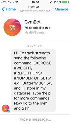 gymbot