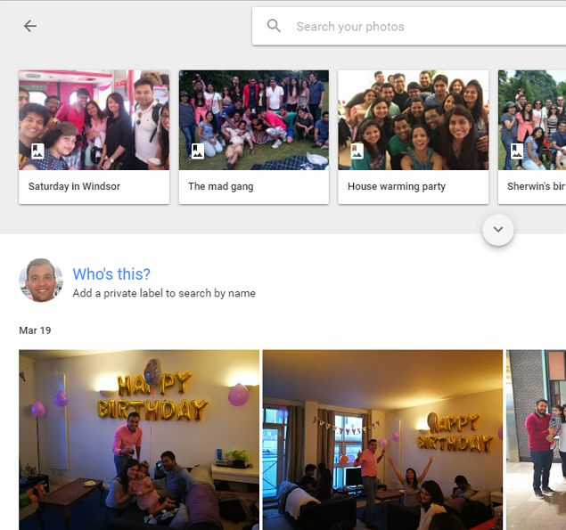 Google nombre buscar fotos
