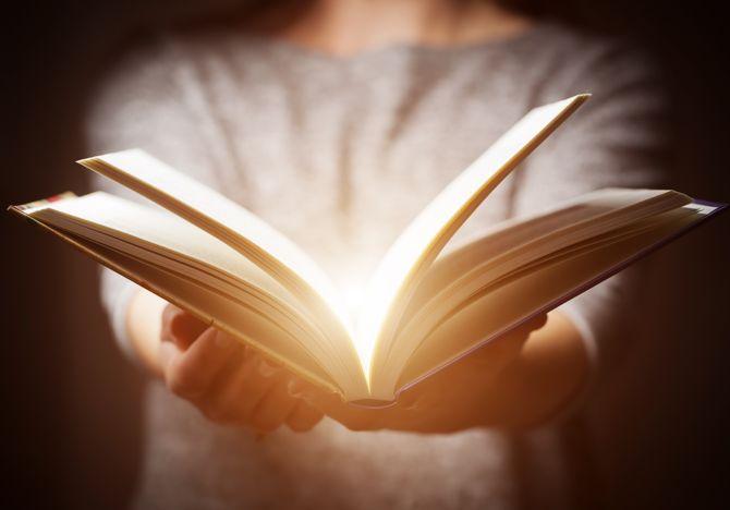 libro de la luz en el conocimiento