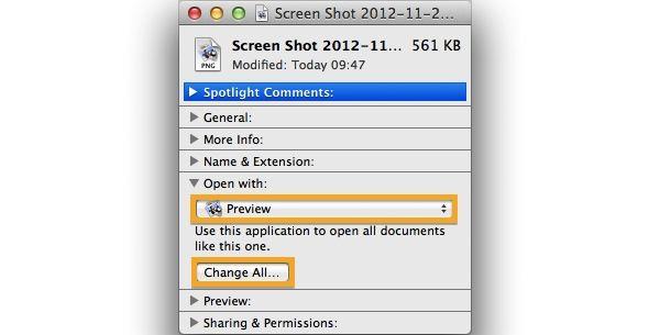 OS X molestias