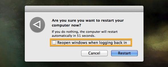 Mac OS X molestias