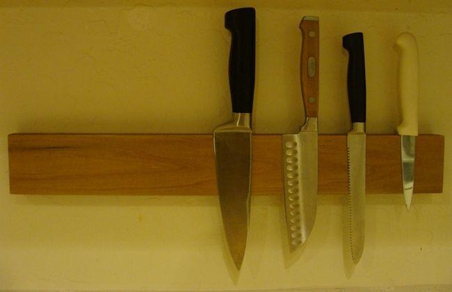disco duro bloque del cuchillo de bricolaje