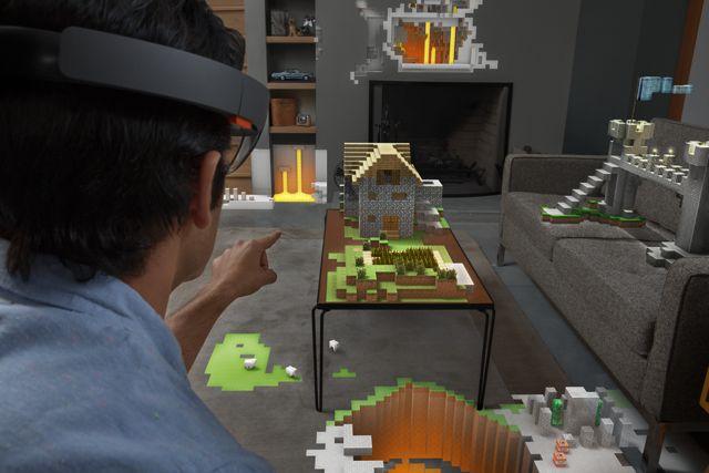 Microsoft-HoloLens-Familia-habitación