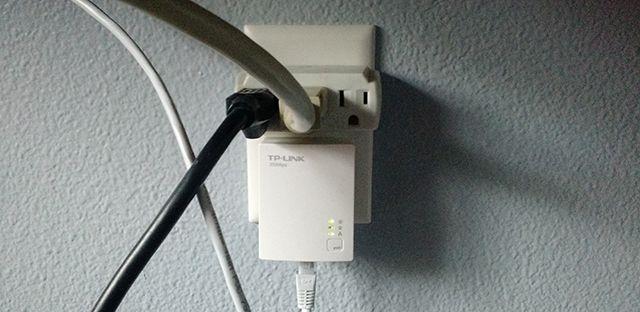 Powerline Ethernet de desorden