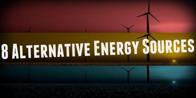 8 Increíbles nuevas formas de generación de electricidad