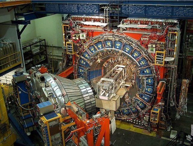 CERN partículas Accel