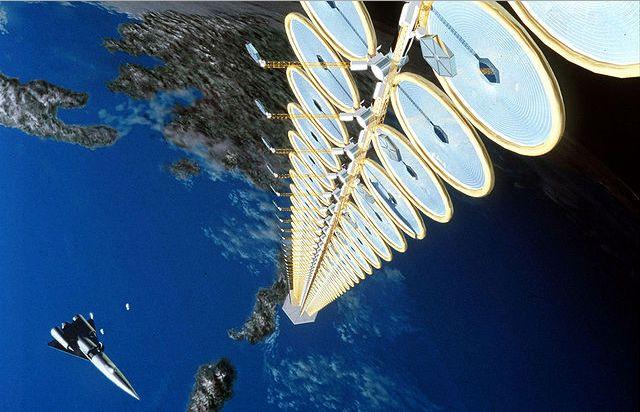 NASA Suntower