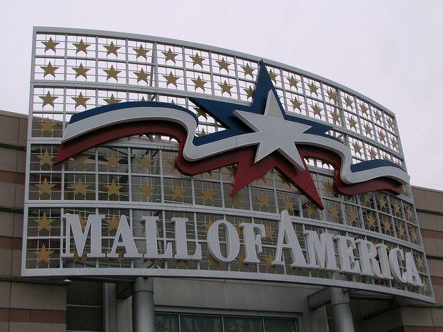 Centro comercial de America