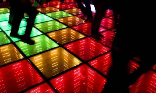 piezo Dancefloor