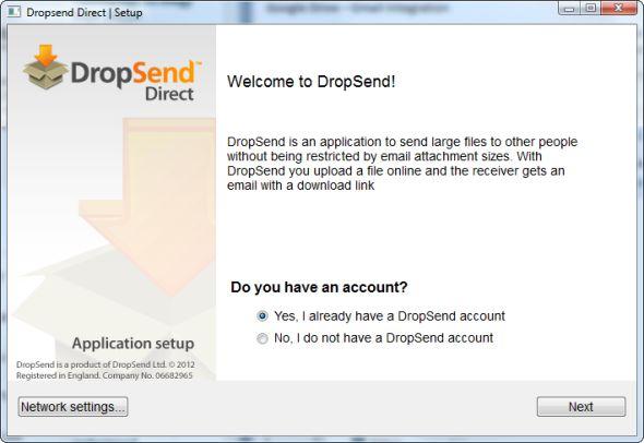 manera libre de correo electrónico grandes archivos adjuntos
