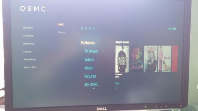 OSMC Linux HTPC