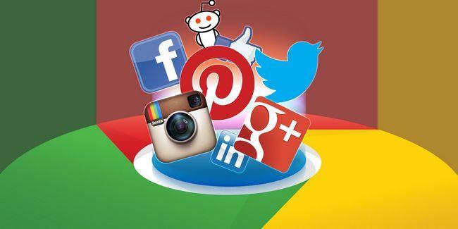 9 Las mejores extensiones de medios sociales para chrome