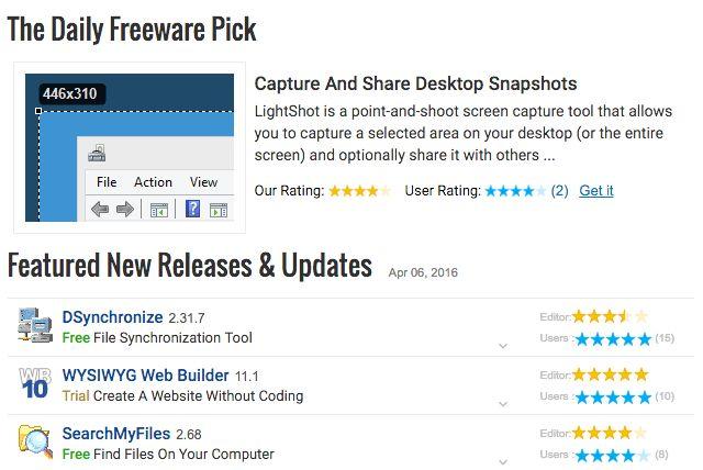 free-software-descargas-SnapFiles