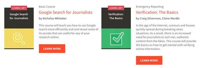 learno-cursos de periodismo en recursos