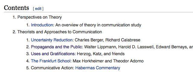 periodismo en recursos de comunicación de la teoría