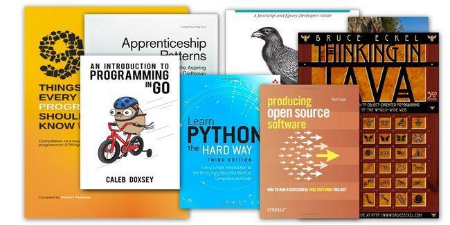 9 Libros de programación libre que le harán un profesional