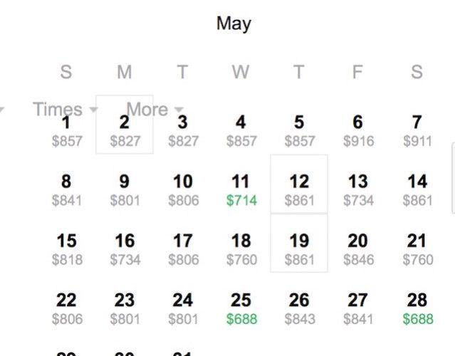 CalendarVeiw