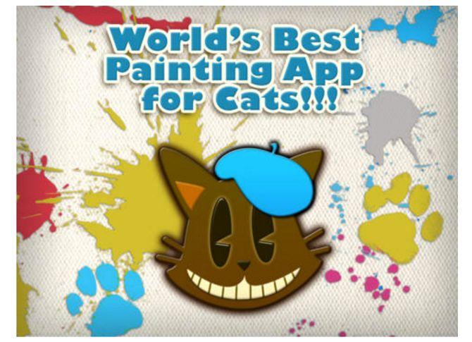 Pintura para los gatos