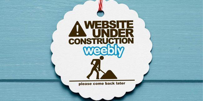 9 Sitios web weebly que realmente no chupan