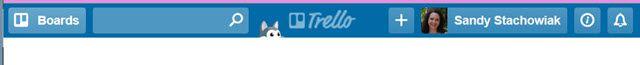 TrelloTopNavigation