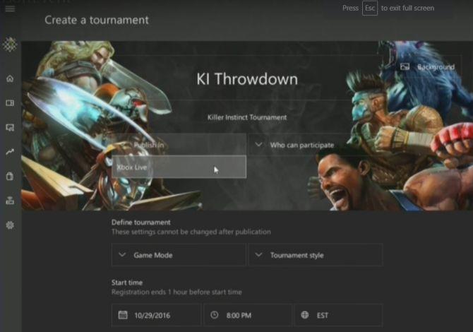 Windows 10 Torneo de actualización Creadores