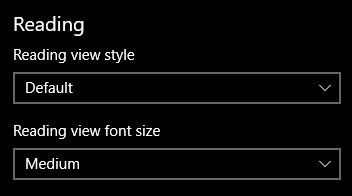Microsoft-borde-ajustes-lectura-mode