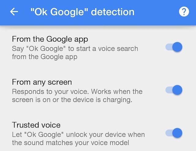 Google-Configuración-OK-Google-Detección