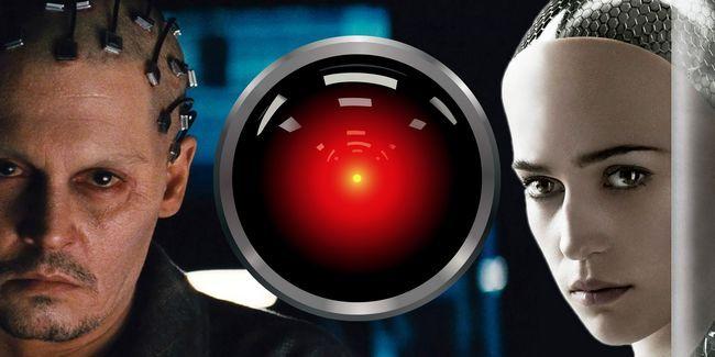 Atención, internet! Las mejores películas sobre la inteligencia artificial