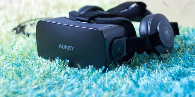 Córtex aukey 4k vr opinión auricular y al sorteo