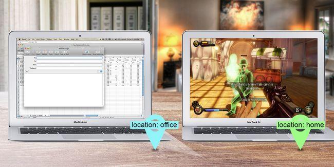 Automatizar la configuración de mac dependiendo de su ubicación con controlplane