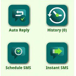 Automatizar las respuestas de sms y mensajes de horario con sms automático [android 2.1 +]