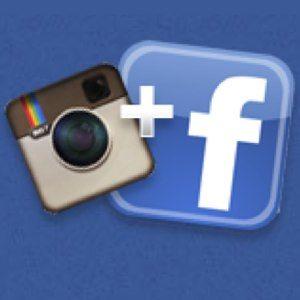 Transferir automáticamente las fotos de instagram a su cuenta de facebook usando instafb