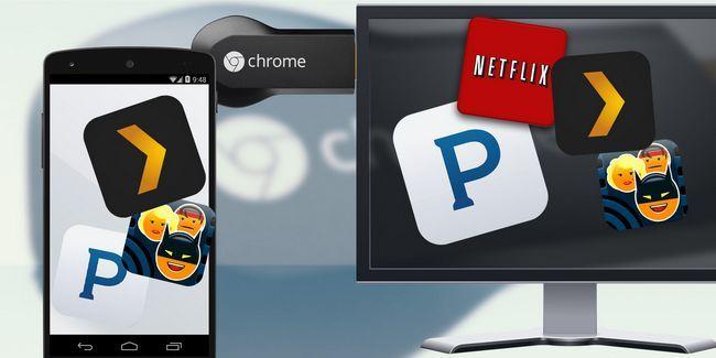 Impresionantes nuevos chromecast aplicaciones, consejos y trucos que te encantarán jugar con